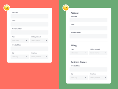 Design Tips: Forms