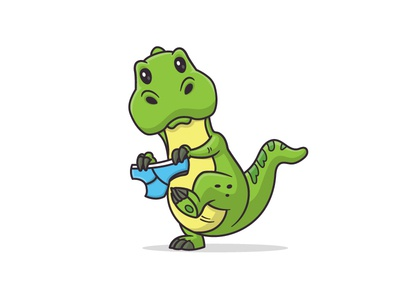 T-Rex Cant Do Underpants