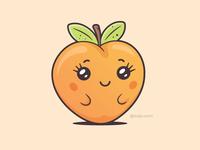 Kawaii Peach