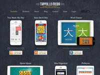Tappollo Media web