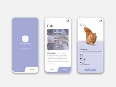 Cat shelter app