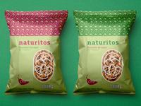 Naturitos packaging