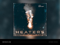 Artwork - Heaters artwork cover design cover design artwork cover art cover artwork artwork covers