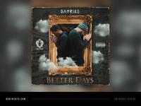 Artwork - Better Days design artwork artwork cover cover design cover art cover artwork artwork covers
