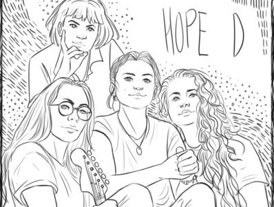 Hope D