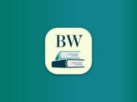 Bookworm app icon