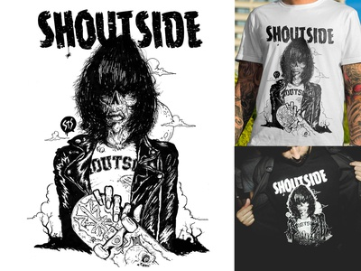 THE JOEY RETURN - SHOUTSIDE clothes to ride