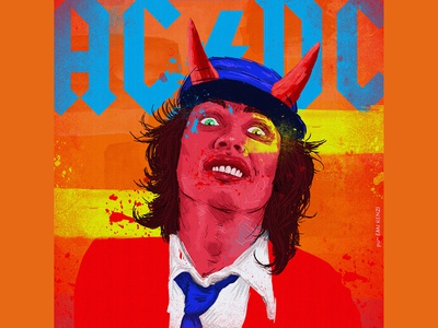 ACDC - Angus Young