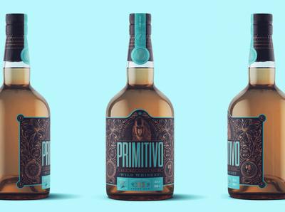PRIMITIVO :: Wild Scotch Whiskey