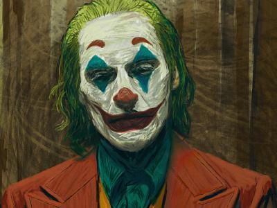 Joker movieart movie the joker joaquin phoenix dc batman joker dcomics editor drawing design digital editorial magazine illustration digitalart