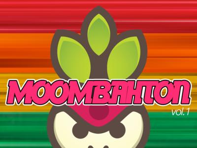 Moombahton Mix Artwork Vol1 2