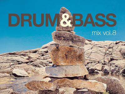 Drum & Bass mix vol.8 christoms freshtables djmixdesign coverart album artwork albumcoverart album art albumartwork album cover album cover design albumcover albumdesign albumart
