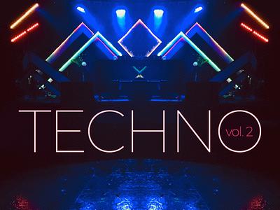Techno vol.2 christoms freshtables album art album artwork albumcoverart albumcover albumartwork albumart djmixdesign albumdesign