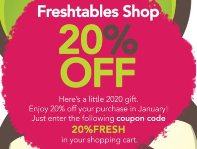 Freshtables Marketing