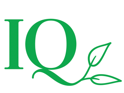 Logo Design for BotanIQ icon graphic design brand identity logo