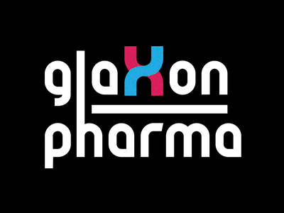 Logo design for Glaxon Pharma art direction graphic design icon logo