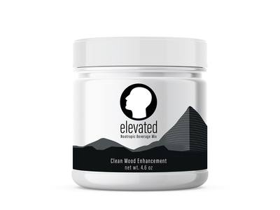 Elevated Nootropic Beverage - Brand and Package Concept