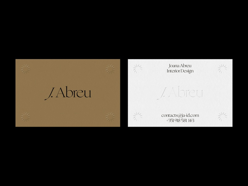 Business Cards for JA