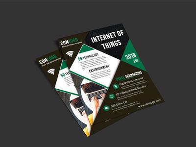 Innovation & Business Flyer