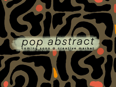 Pop Abstract Clipart & Patterns