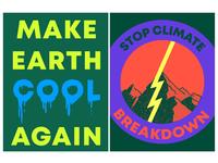 CLIMATE CHANGE Clipart Set