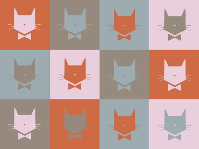 Cats Color Palette digital paint fun color palette cat design cats