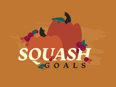 Squash Goals