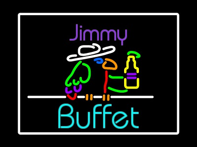 Jimmy Buffet Bar