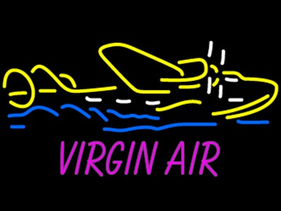 Virgin Airplanes
