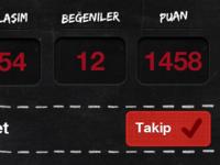 Tadadu - Profile Page