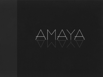 Logo Design for a DJ - AMAYA