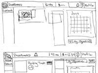 Homies Desktop UI Design