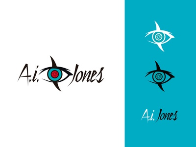 A.i Jones - Logotype