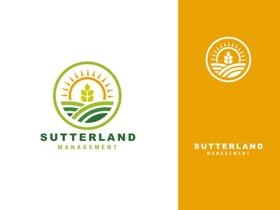 Sutterland Management - Logotype