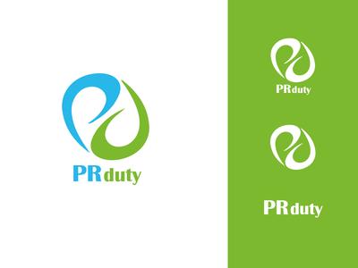 PR duty - Logotype