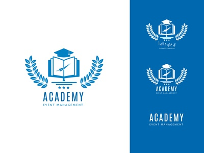 ACADEMY Event Management - Logotype