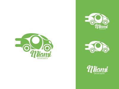 MIAMI ecoturs - Logotype