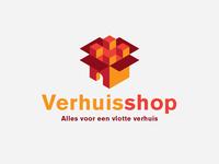 Logo moving company