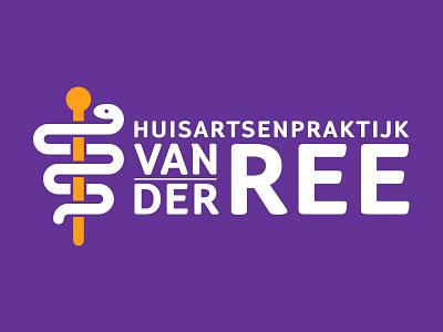 Huisartsenpraktijk Van der Ree family practice medical doctor medico caduceus asclepius snake snakes staff health healthcare hospital