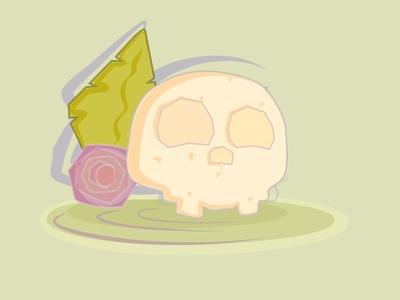 Skull on the Pod