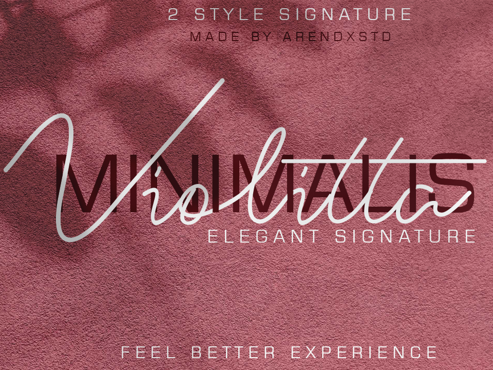 Violitta Signatures graphic abstract business lettering design abc text handwriting handwritten typography illustration calligraphy alphabet isolated letter sign signature vector font art