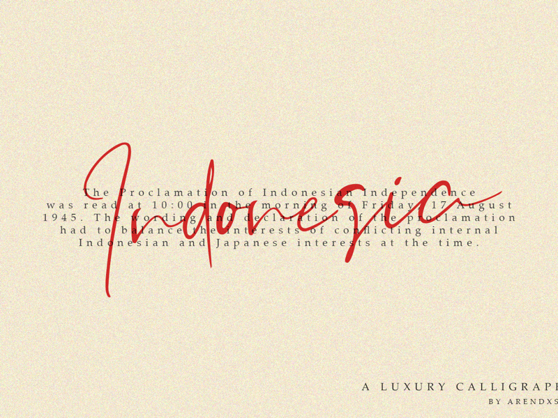 Orchest siganature font custom sign type logo logotype branding brand typography leter handwritten lettering signifikan font