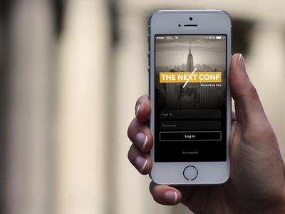 The Next Conf App