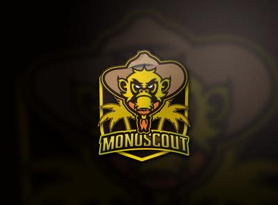 MonoScout Logo