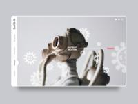 COVID-19 | Web page Design