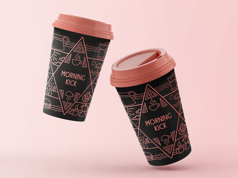 Coffee Cup Doodle doodle art doodleart doodling doodles doodle packaging mockup packaging design package design packagedesign packagingdesign packaging branding agency branding design branding coffee cup coffee