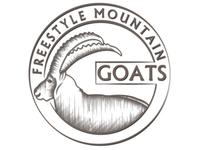 Vintage Goat of Mountain