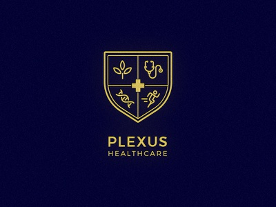 Plexus Heathcare icons. dna herbal stethoscope doctor physiotherapy plexus crest care health logo