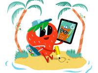 Nomad Strawberry
