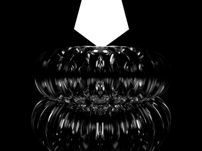 Water spheres water visualization render graphic design black and white 3d art